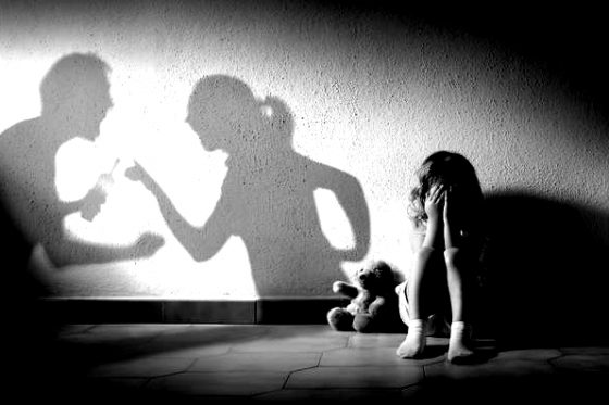 Enfants témoins de violences